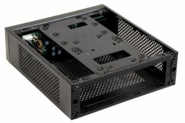 PC case Chieftec IX-03B-85W with 85W PSU, ITX tower