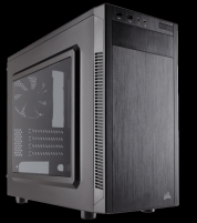 PC case Corsair Carbide Series 88R MicroATX Mid-Tower Case, 120mm fan