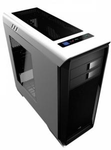 PC korpusas be PSU Aerocool AERO-1000 WHITE ATX , USB3.0