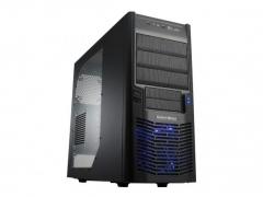 PC korpusas be PSU Cooler Master Elite 430, Juodas