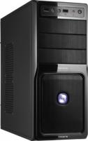 PC korpusas be PSU Tacens ATX ARCANUS PRO, USB 3.0 Juodas