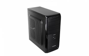 PC korpusas be PSU Tacens VENUS ATX, USB 3.0, Juodas