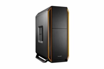 PC korpusas be quiet! Silent Base 800, ATX, micro-ATX, mini-ITX Oranžinis