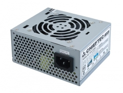 PC korpusas Chieftec ITX UNI series BT-02B-U3-350BS, PSU 350W (SFX-350BS)