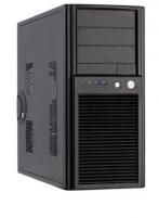 PC korpusas Chieftec Smart SH-03B-OP, SECC medžiaga 1mm, USB3, Beįrankinis