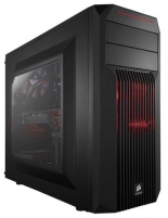 PC korpusas Corsair Carbide Series™ SPEC-02 RED LED Mid Tower Gaming