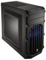PC korpusas Corsair Carbide Series SPEC-03 Mid Tower, 120mm, LED