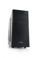 PC korpusas LOGIC M4 MiniTower,su PSU LOGIC 500W ATX PFC, USB 3.0