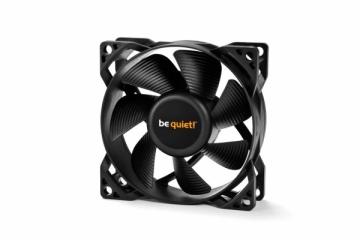 PC korpuso ventiliatorius be quiet! Pure Wings 2 80mm fan, 18,2 dBA