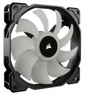 PC korpuso ventiliatorius Corsair Air Series SP120 RGB LED High Performance 120mm Fan.