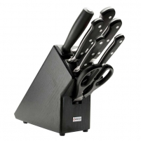 Peilių rinkinys su stovu 7pc knife block set Knife sets