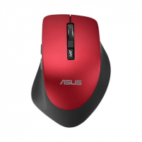 Pelė ASUS Mouse WT425, Optical, Wireless, Red