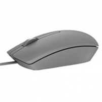Pelė Dell Mouse Optical MS116 MS116 USB, Grey