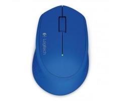 Pelė Logitech Wireless Mouse M280 (Blue) EWR2