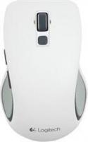 Pelė Logitech Wireless Mouse M560 White WER Occident Packaging