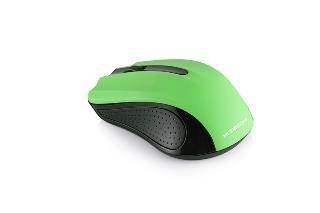 Pelė MODECOM Optinė WMC-M9 juodai žalia