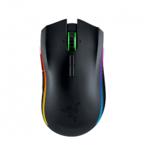 Pelė Razer Mamba 16000 - Wireless Multi-color Ergonomic Gaming Mouse