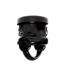 Penio žiedas OXBALLS Splitz Black Penis rings