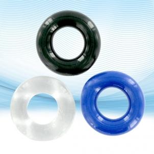 Penio žiedas XL Sucker 3 žiedų rinkinys