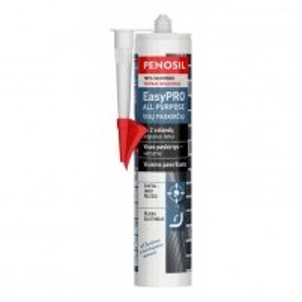 PENOSIL EASY PRO silikoninis baltas hermetikas 310ml