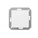 Perjungiklis įleidžiamas, be rėmelio, baltas, Vilma ST150 P610-010-02 ST V