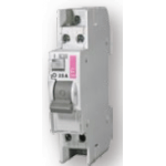 Perjungiklis modulinis, 1 padėties, 25A, 1-0, su signaline lemputeme, SL125, ETI 02421212