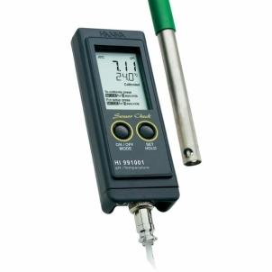 PH matuoklis Hanna Instruments HI 991001 digital -2 to +16 pH pH matavimas