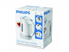 PHILIPS HD4646/00 (balt.) El. virdulys