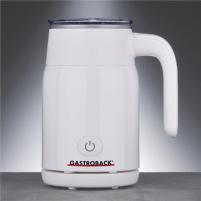 Pieno plaktuvas Gastroback 42325 Milk frother, White