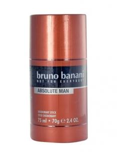 Pieštukinis dezodorantas Bruno Banani Absolute Man Deostick 75ml Dezodorantai/ antiperspirantai