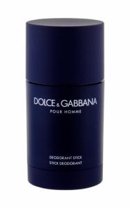 Pieštukinis dezodorantas Dolce & Gabbana Pour Homme Deostick 75ml Dezodorantai/ antiperspirantai