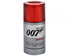 Pieštukinis dezodorantas James Bond 007 Quantum Deostick 75ml