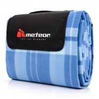 Pikniko Kilimėlis Meteor 170x200 cm Languotas Mėlynas