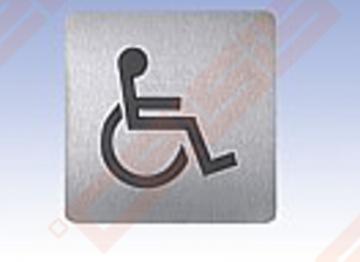 Piktograma WC SANELA neįgaliesiems Lavatory closets