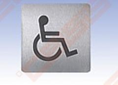 Piktograma WC SANELA neįgaliesiems