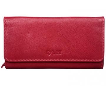 Piniginė LYLEE Elegant her ladies leather wallet Ellie Red