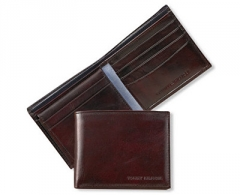 Piniginė Tommy Hilfiger Men´s brown wallet bifold York