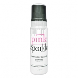 Pink - Sparkle Foaming Toy Cleanser Sekso žaislų valikliai