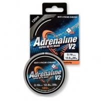 Pintas Valas 4-gijų SG HD4 Adrenaline V2 0.19mm 120m, 0.13 mm Žvejybiniai valai