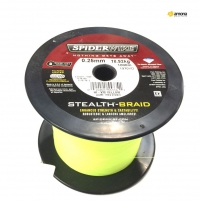 Pintas valas SPIDERWIRE STEALTH 0.25mm Fishing welsh people