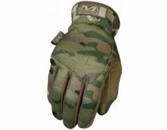 Pirštinės Mechanix Wear Fast Fit MultiCam Тактические перчатки
