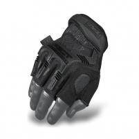 Pirštinės Pirštinės Mechanix M-Pact® Fingerless MFL-55, black Тактические перчатки