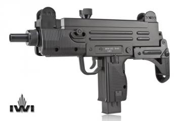 Pistoleta automatinis AEG IWI Mini Uzi, elektrinis AEG šratasvydžio ginklai