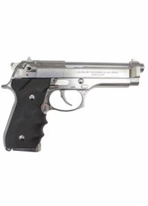 Pistoletas AEG Tokyo Marui M92F Silver GBB Šratasvydžio pistoletai