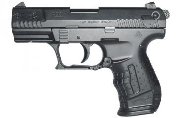 Pistoletas AEG Walther P22 0,08J spyruoklinis AEG šratasvydžio ginklai