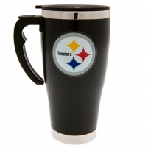 Pittsburgh Steelers prabangus kelioninis puodelis Atbalstītājs merchandise
