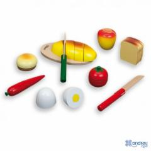 Pjaustomų maisto produktų rinkinys 18mėn +
