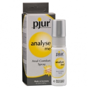 Pjur - Analyse me - analinis purškiklis Analiniai lubrikantai