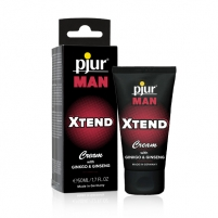 PJUR - MAN XTEND CREAM 50 ML Men passion