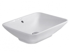 Plain basin 52 cm Bacino, white,with of., w/o tp
